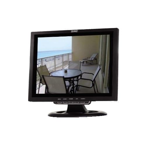 """Monitor LCD da 12"""" per videosorveglianza - GBC"""
