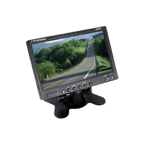 """Monitor LCD da 7"""" per videosorveglianza - GBC"""