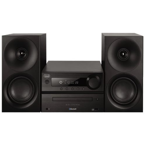 Stereo Hifi HCX1080BT CD/MP3/USB Trevi