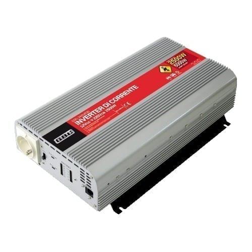 Inverter soft start 12VCC 2500W
