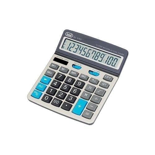 Calcolatrice da tavolo 12 cifre Trevi