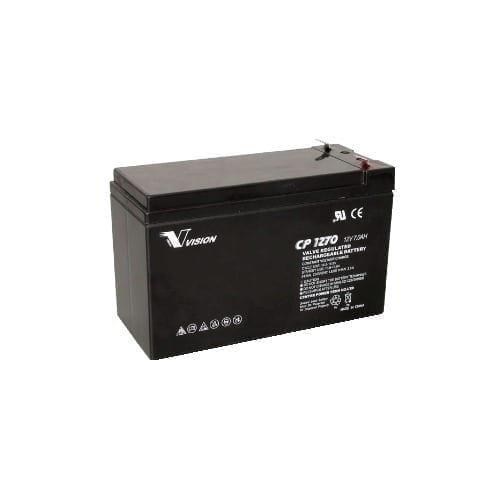 Batteria a piombo 12V 7A Tenko