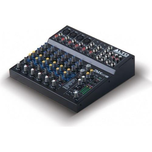 Mixer a 8 uscite con effetti Alto Professional ZMX122
