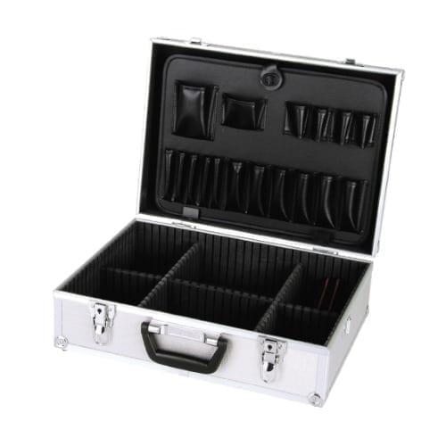 Valigia porta utensili in alluminio GBC