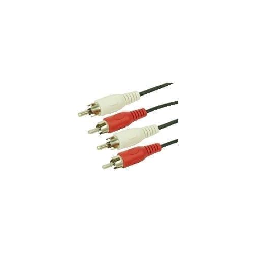 Cavo 2 RCA – 2 RCA 5mt GBC