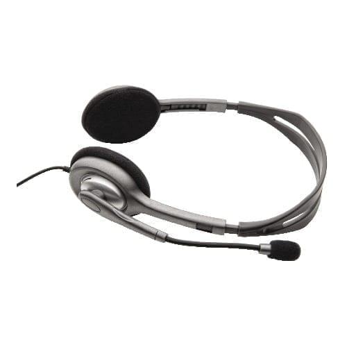Cuffia con microfono H110 Logitech