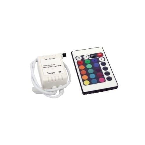 Controller RGB con cavo per strisce LED GBC