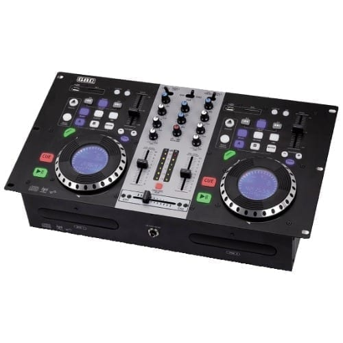 Console da DJ all in one GBC