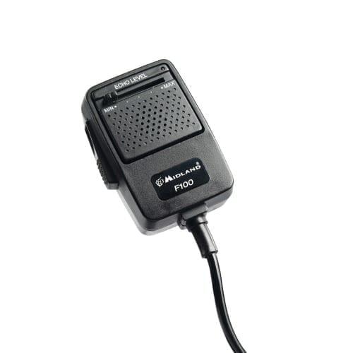 Microfono 4 pin con echo F100