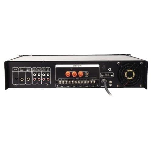 Amplificatore 100V 180W 6 zone GBC