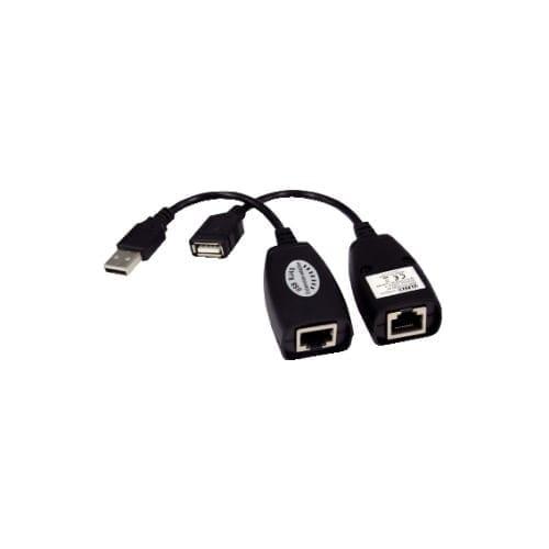 Estensore USB su cavo LAN GBC