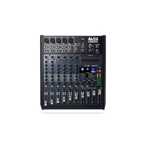 Mixer Alto Professional Live 802 8 canali