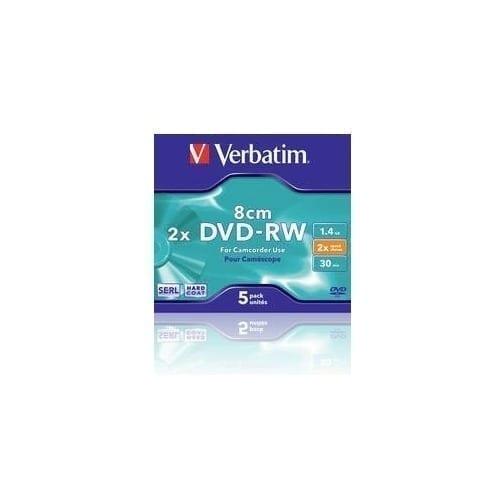 Verbatim 8 cm DVD-RW