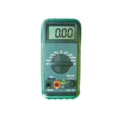Capacimetro digitale