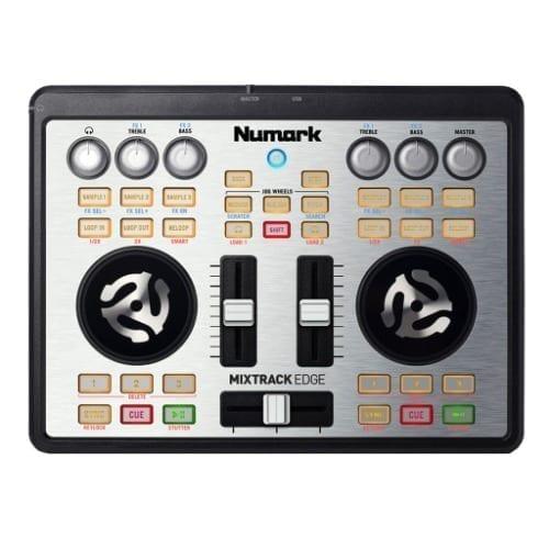 Console da DJ Numark Mixtrack Edge
