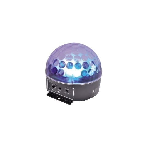 Jelly ball 3x3W RGB LED GBC