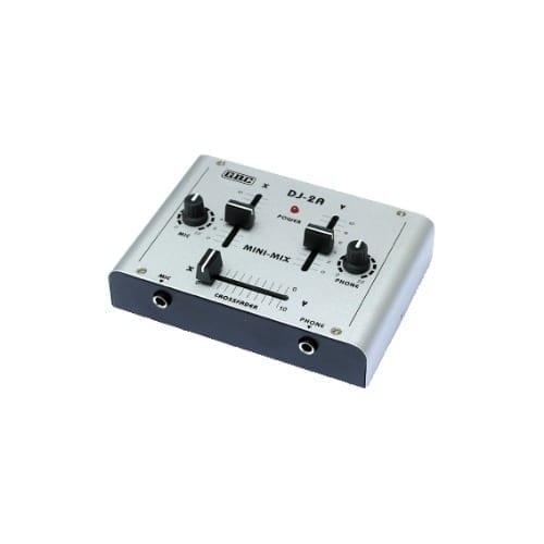 Mini mixer 2 canali GBC