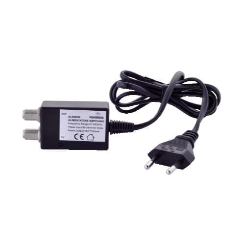 alimentatore antenna tv