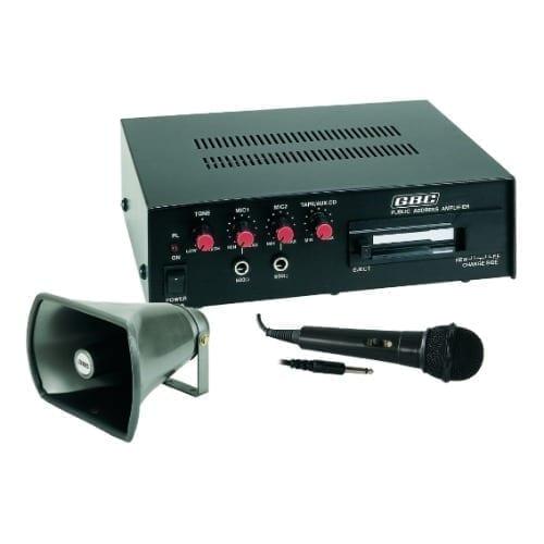 Kit amplificatore con tromba