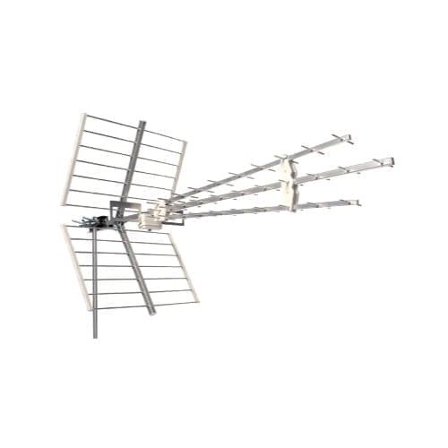 Antenna UHF alto guadagno