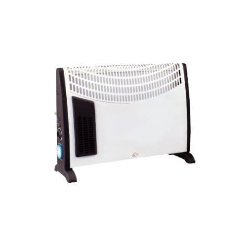 Termoconvettore C/ventilatore e timer