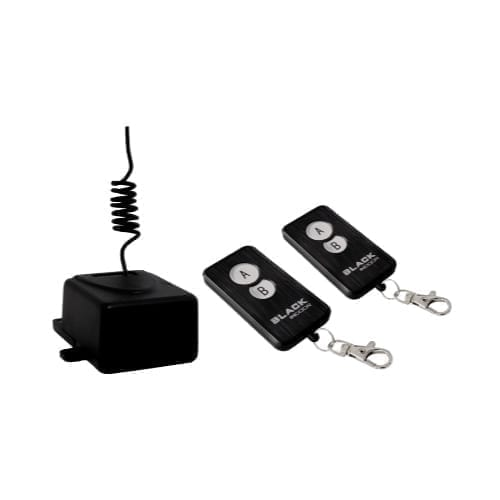Kit ricevente da interno + 2 radiocomandi