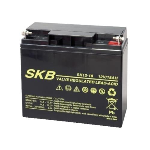 Batteria al piombo ricaricabile 12V 18Ah SKB