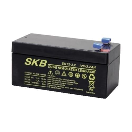 Batteria al piombo ricaricabile 12V 3,2Ah SKB
