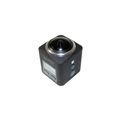 Microtelecamera sport 360° iSnatch