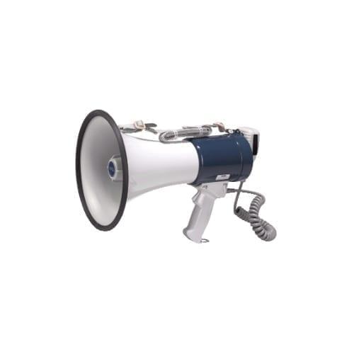 Megafono 35W con sirena GBC