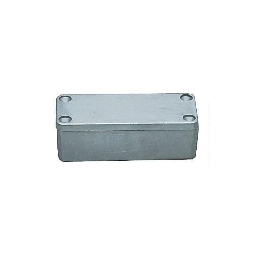scatola in alluminio