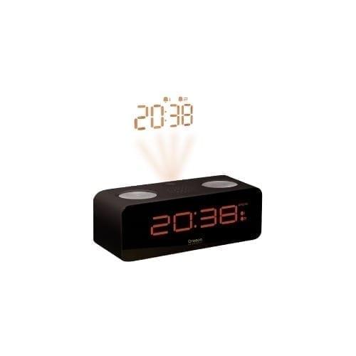 Orologio digitale da tavolo con radiosveglia Oregon RPA320PN