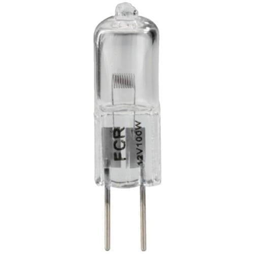 Lampada alogena 12V 100W GY6,35 Monacor