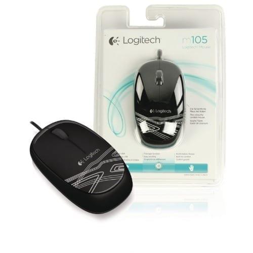 Mouse Logitech Nero M105