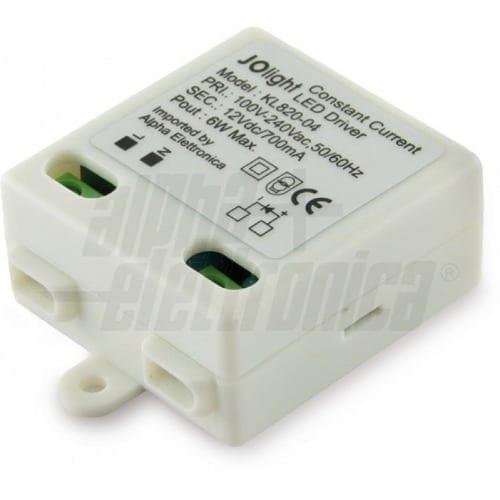 Alimentatore a corrente costante 0-12VDC 700mA Alpha Elettronica