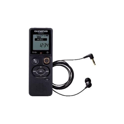 Registratore digitale per registrazioni telefoniche Olympus VN541PC + TP8
