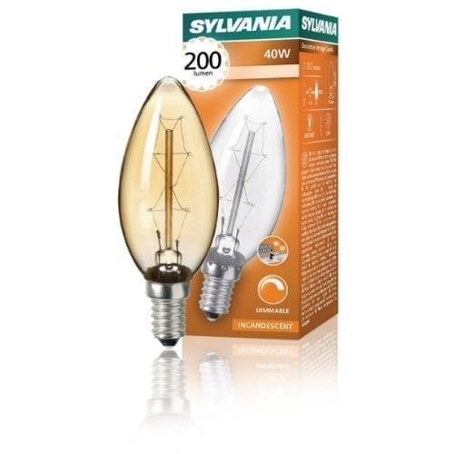 Lampada Sylvania E14 40W Nedis