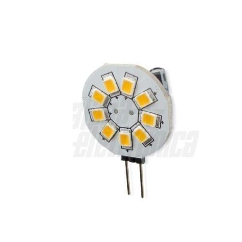 Lampadina 12V 1,2W luce calda Alpha Elettronica