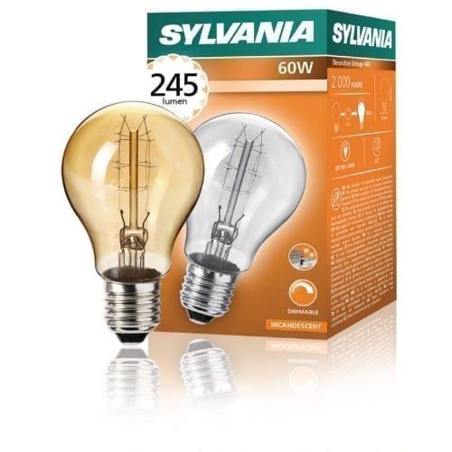 Lampada Sylvania E27 60W Nedis