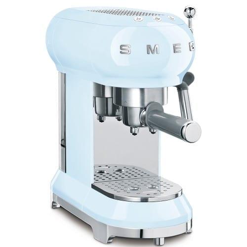 Macchina da caffè espresso Smeg azzurro