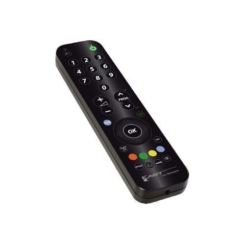 Telecomando TV Sony semplificato
