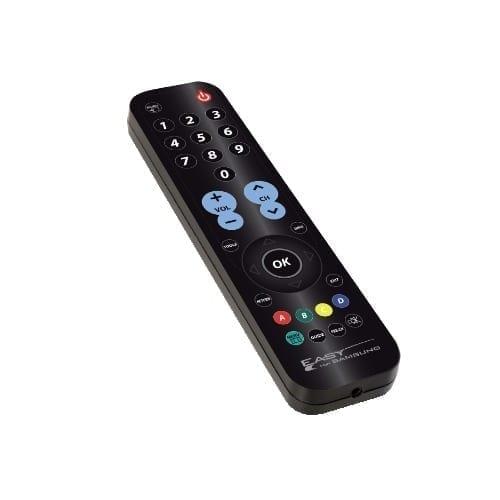 Telecomando TV Samsung semplificato