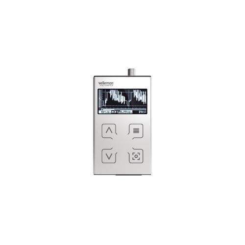 Osciloscopio portatile 10MHz-40MS/s