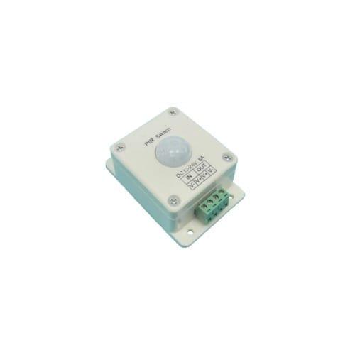 Sensore PIR 12V per strisce LED