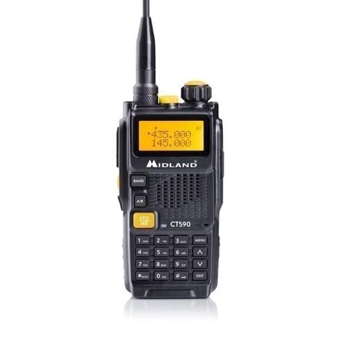 Dual Band VHF / UHF Midland CT590