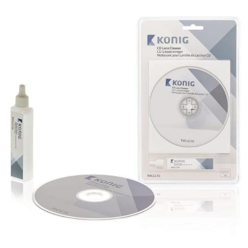 Pulisci lente CD Nedis