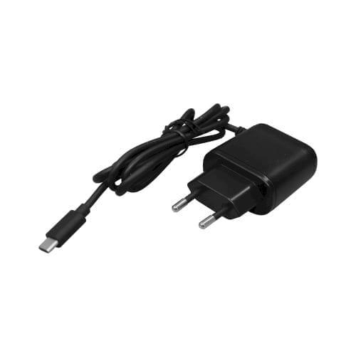Adattatore da rete 220V USB + USB TypeC 5V 3A Alca Power