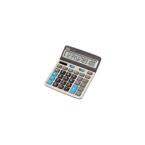 Calcolatrice da tavolo 12 cifre EC3780