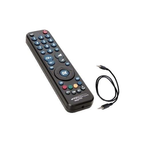 Telecomando universale semplificato per TV JollyLine Easy Web