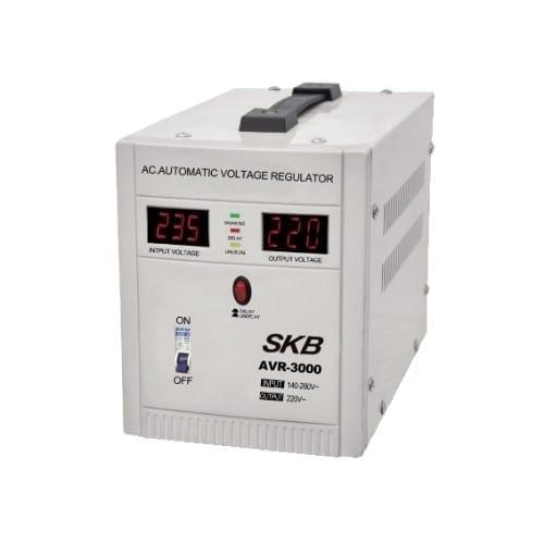 Stabilizzatore di tensione GBC AVR-3000